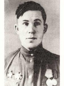 Быков Дмитрий Павлович - командир взвода ПТР 50-й осбр