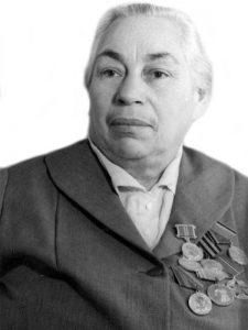Эйшинская Софья Ильинична, 1904-1971, ст.военфельдшер, Пионерская, 1