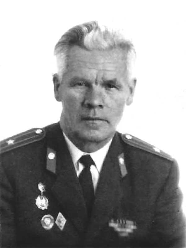 Касьянов Михаил Николаевич - 1914 г.р., Парковая 5