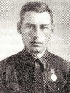 Крыловский А.Н. - подполковник, нач-к штаба 47 осбр