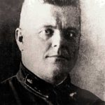 Малышев Фёдор Дмитриевич - командир бронепоезда № 73