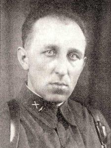 Тихомиров Михаил Михайлович - политрук 50 осбр