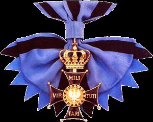 Орден Virtuti Militari 3 степени (ПНР)