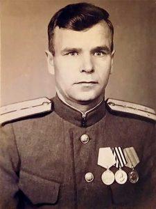 Вощиков Изосим Иванович, 03.06.1916-12.07.1997, майор, ВНИИ д.12, кв.19