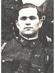 Прокопенко - нач-штаба 35-осбр с 2_.12.41, капитан