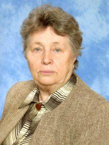 Бордюкова Марина Петровна - директор Луговской школы (1978-1999)