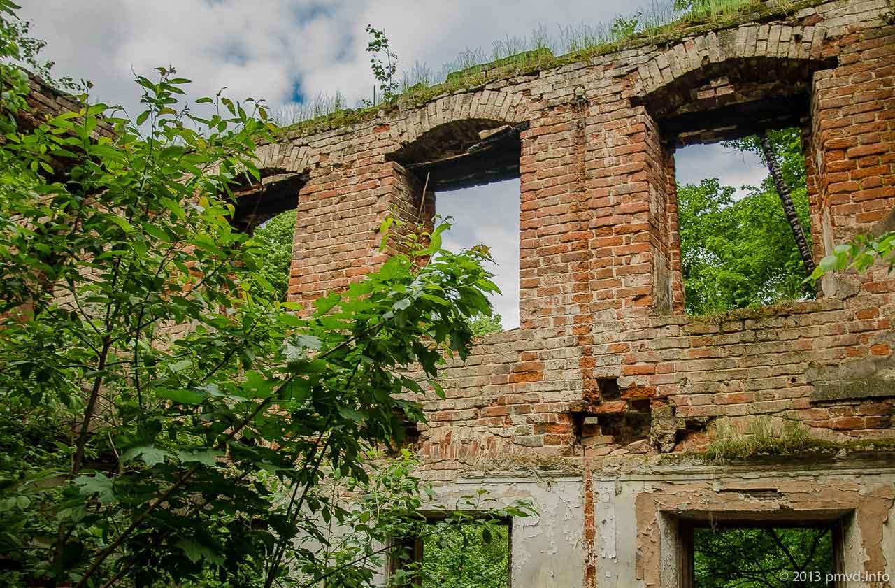 Таким образом, в одном из самых дорогостоящих мест России, рядом с резиденциями первых лиц страны появилась заброшенная усадьба. Вероятно, что это единственная «заброшка» на Рублевке.