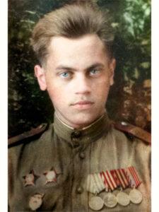Таканов Павел Сергеевич, 1921, ВНИИ д.6 кв.66