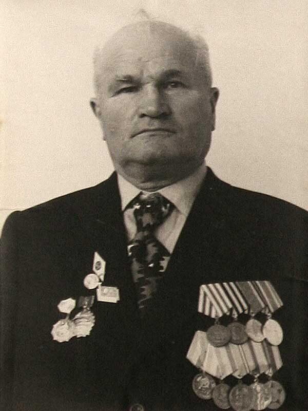 Беляков Кузьма Андреевич