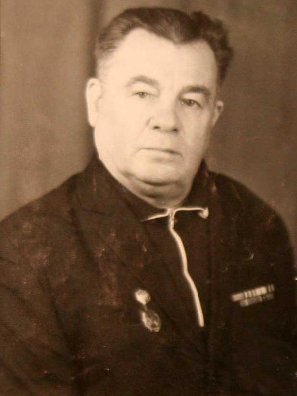 Захаров Фёдор Андреевич, 1907-1982, рядовой, III гр., Коммунальная, 6