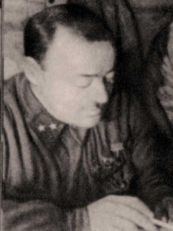 Захаров Ф.Д. - зам. комманд. 16 Армии
