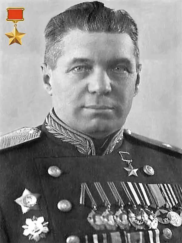 Иванов Сергей Алексеевич -генерал-майортанковых войск