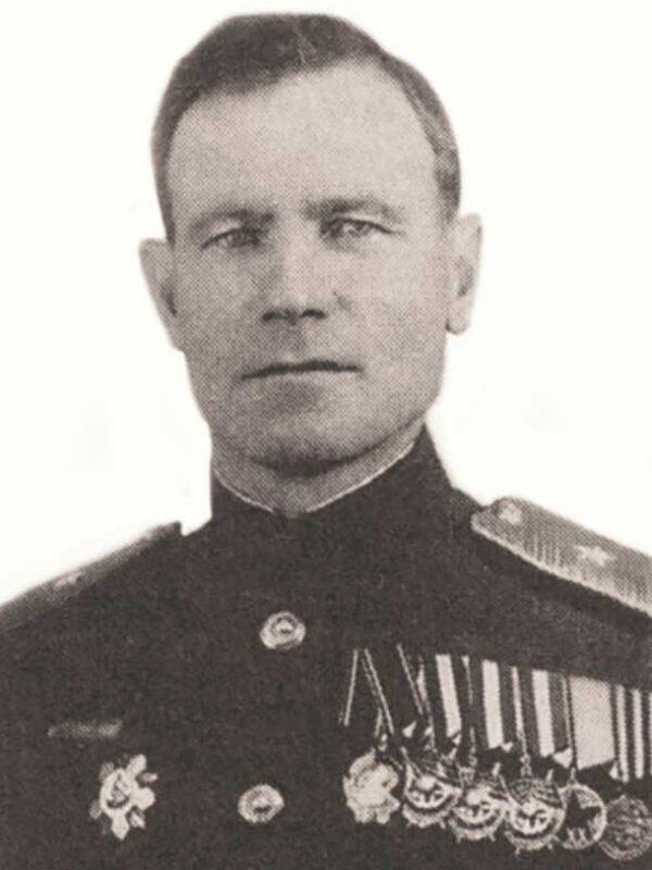Кононенко М.П. - командир 36 осбр
