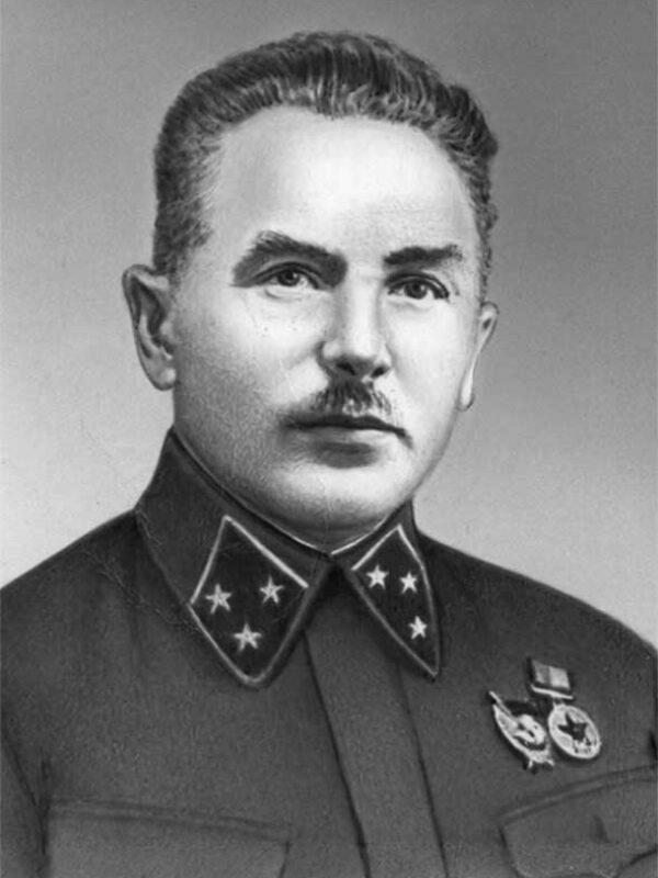 Кузнецов В.И. - командарм 1 уд.А