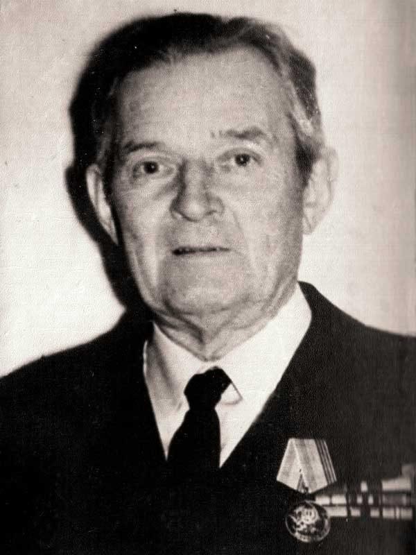 Мельников Александр Васильевич, 1915-1989, рядовой, Верхняя, 5