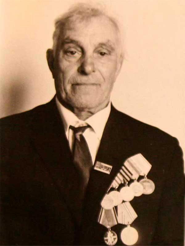 Мирошниченко Сергей Иванович, 1900-1985, рядовой,Большая, 50