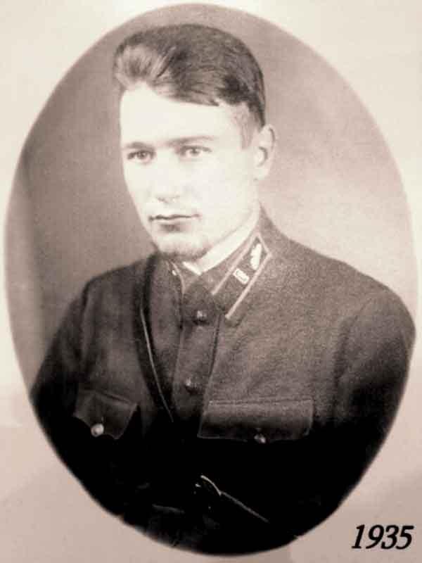 Парчинский Алексей Михайлович, 1906-?, полковник, Кооперативная, 11