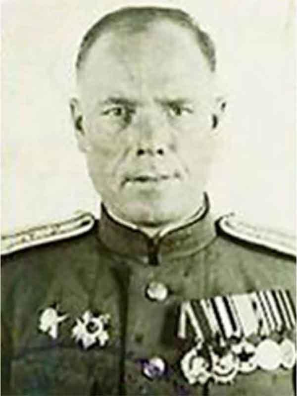 Пчельников Никита Игнатьевич, 1899-1970, полковник(?), Фрунзе, 15
