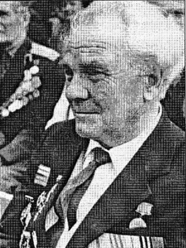 Рубцов Михаил Иванович, 1921
