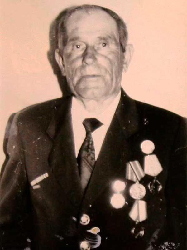 Самойленко Филип[п] Никитович, 1909-1987, сержант, III гр., Офицерская, 13