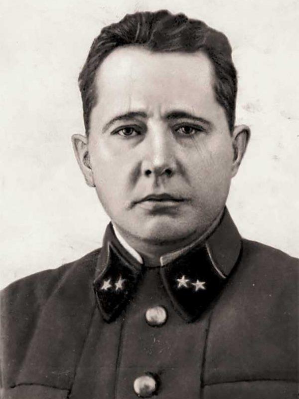 Нач-к штаба 20А - полковник Л.М. Сандалов