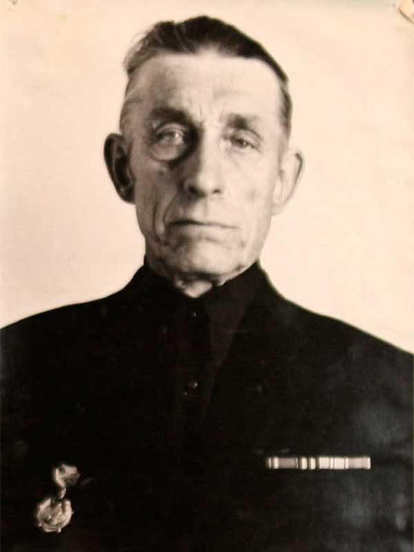 Смирнов Гаврил Тимофеевич, 1907-1983, рядовой, Пушкина, 5