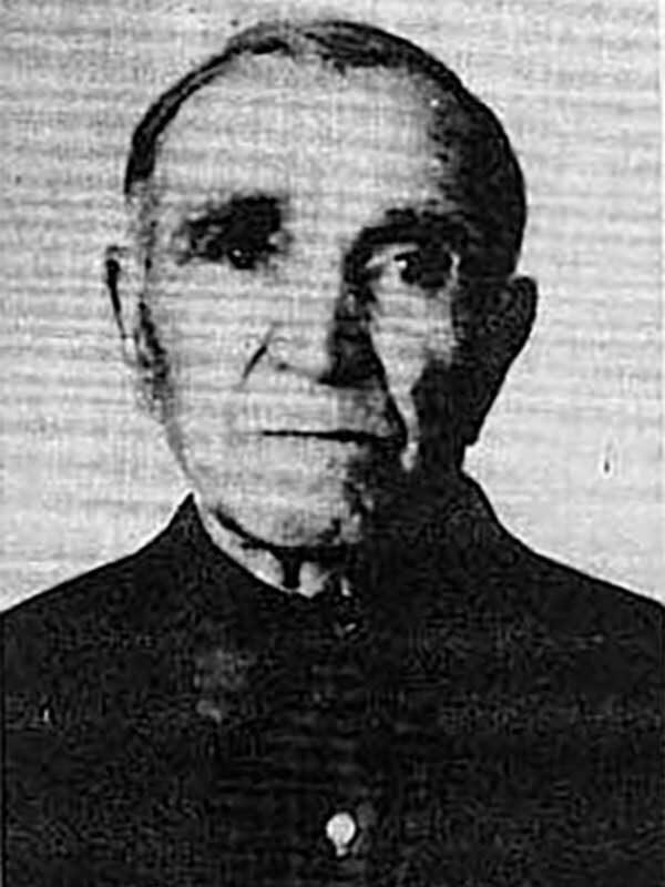 Талачёв Павел Андреевич, 1902, рядовой,Большая, 24