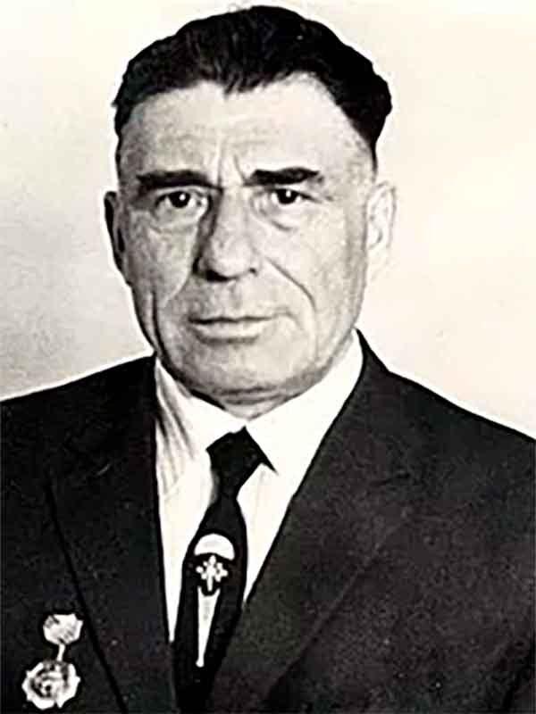 Тарарышкин Сергей Прохорович, 1923, сержант, II гр., Северная, 3