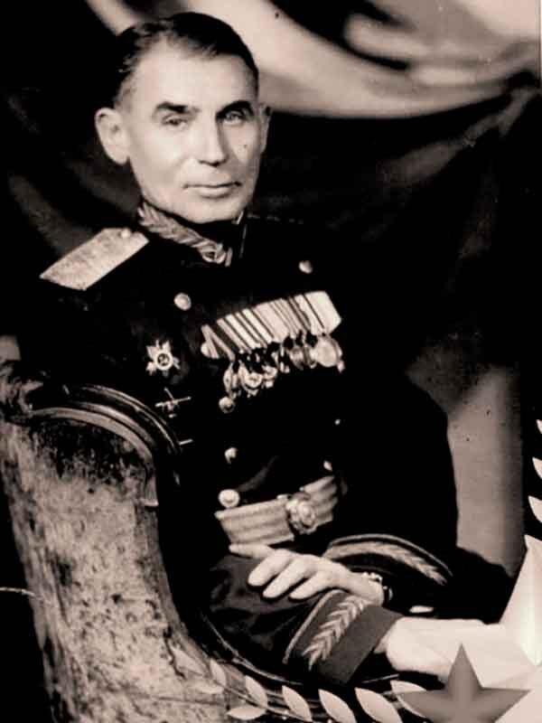Тихонов Виктор Георгиевич –генерал-лейтенант