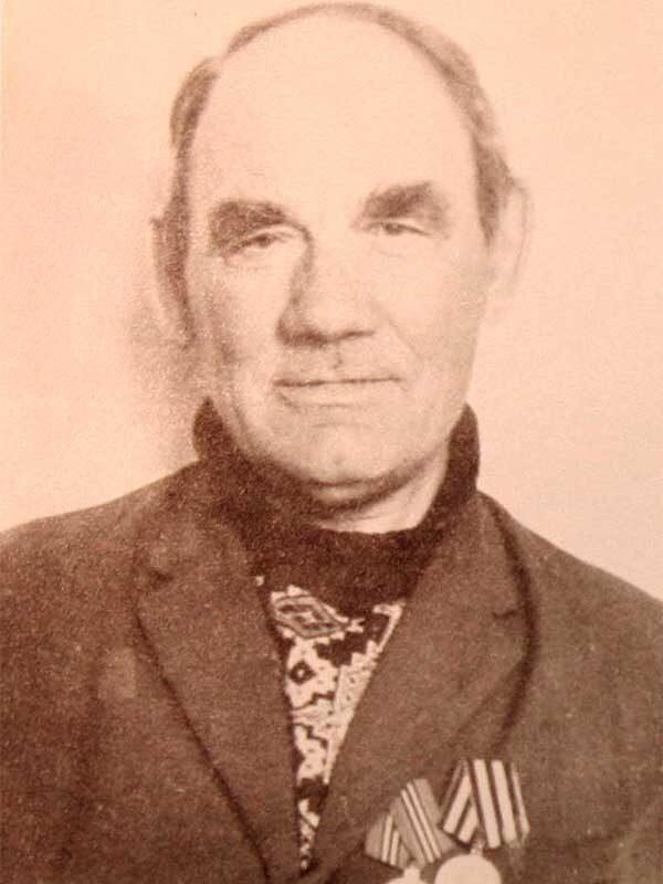 Фещенко Николай Иванович, 1904-1984, ефрейтор, Высоковольтная, 23