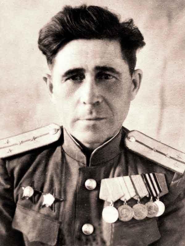 Фролов Сергей Васильевич, 1909-1961, капитан, ул.Восточная