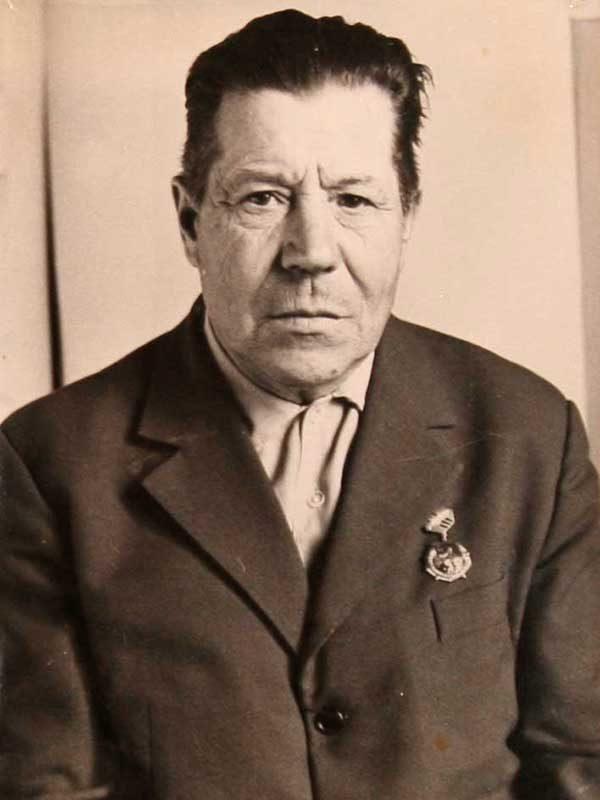 Цветков Андрей Михайлович, 1912, рядовой, Луговая, 21