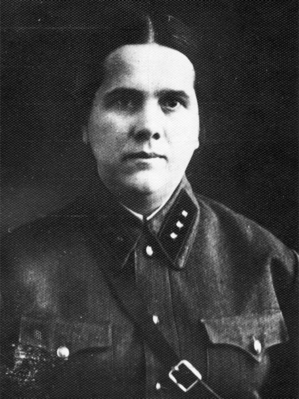 Богуславская Наталья Макаровна, 1898-1989, ст. л-нт