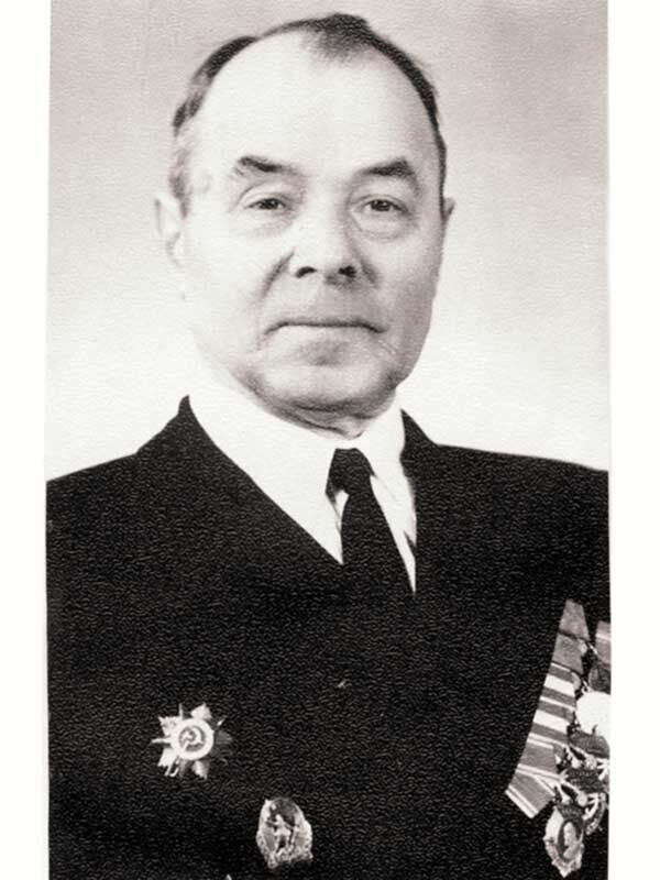Денискин Иван Степанович, 1900-1994, полковник, ВНИИ, д.12 кв.12