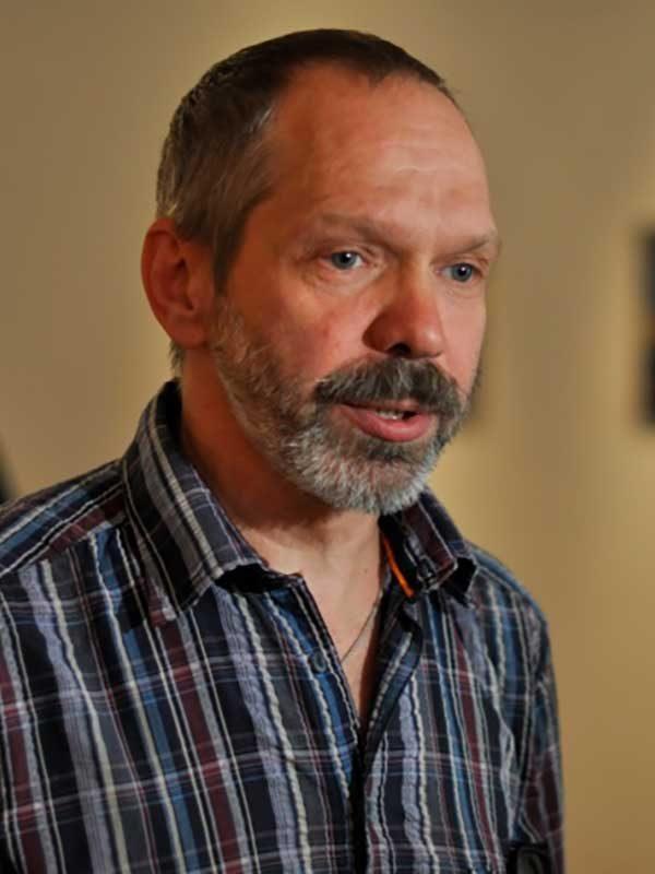 Мильченко Сергей Григорьевич - Заслуженный художник РФ