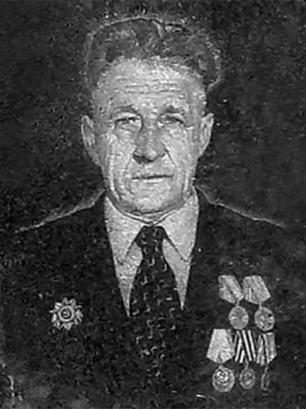 Ревушкин Василий Павлович, 13.01.1911-06.05.1995