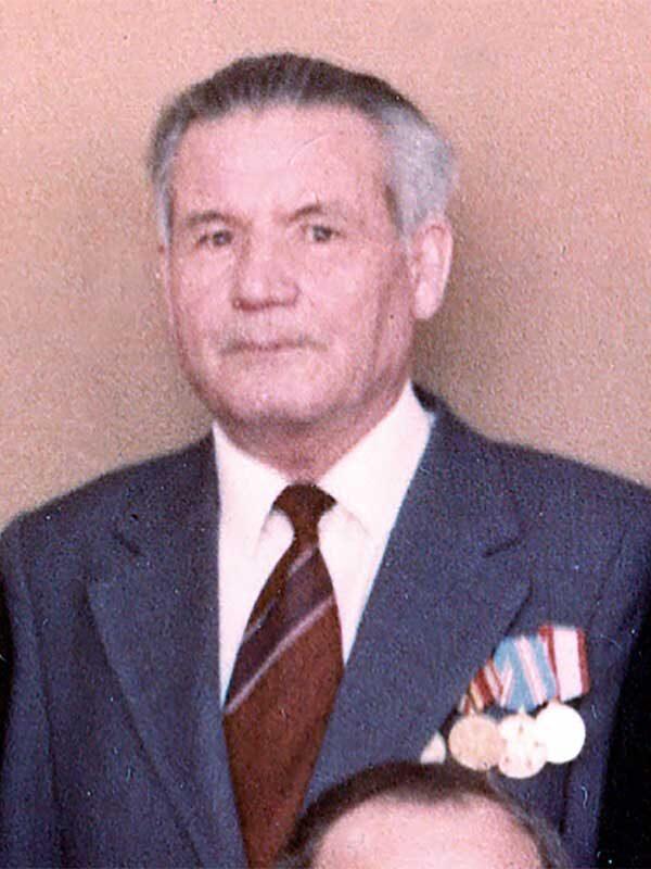 Тютюнник Д.К., 1925-1989 _? _?