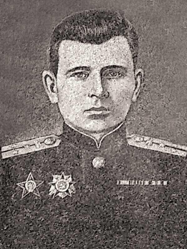 Ужвак Ефим Маркович, 1914-1995, майор, ВНИИ д.12 кв.17