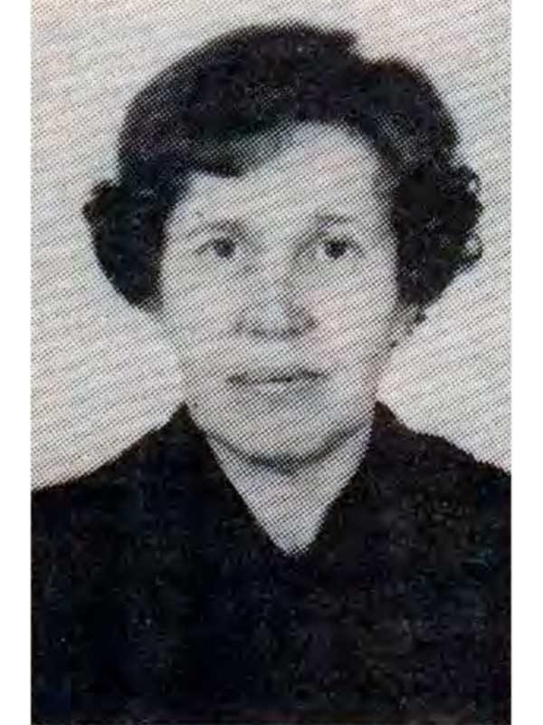 Зосимовская Татьяна Владимировна