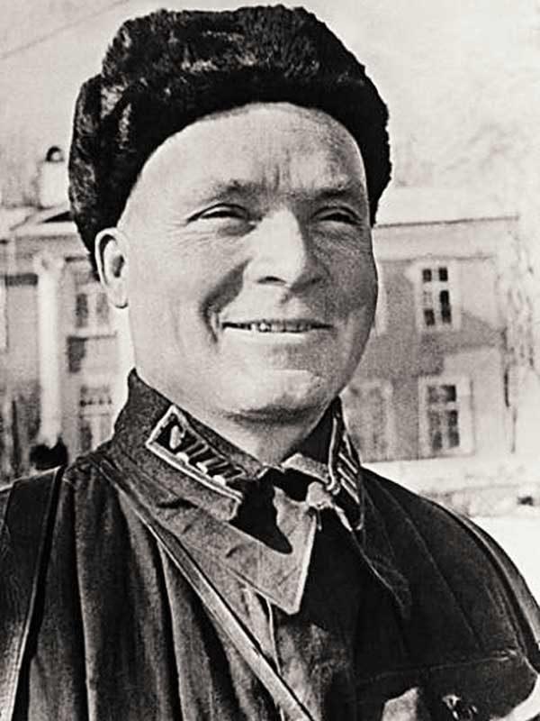 Командующий 30 А - генерал-майор (с января 1942 генерал-лейтенант) Д.Д. Лелюшенко (18 ноября 1941г. - ноябрь 1942 г.)