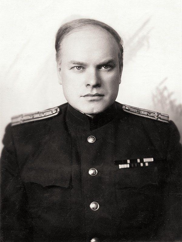 Леонтьев Василий Александрович, 1906-?, полковник ветслужбы, Садовый пер. 8