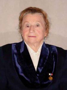 Новосёлова Анна Сергеевна - доктор сельскохозяйственных наук, профессор