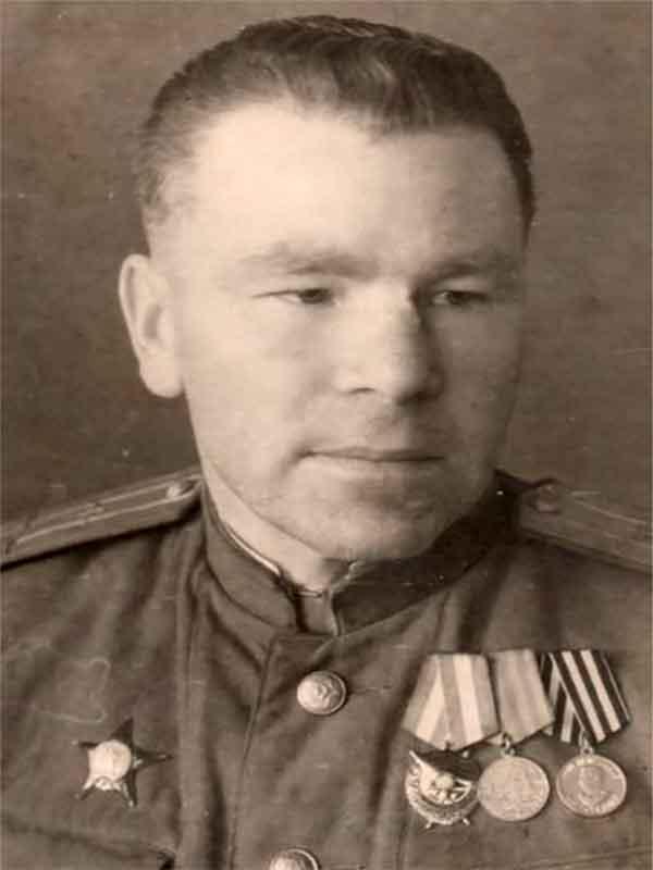 Чувило Василий Михайлович -подполковник