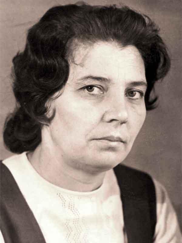 Шамина Людмила Александровна - Заслуженный учитель РСФСР