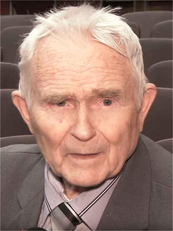 Щербаков Михаил Фёдорович, 1926-2017,Научный городок, д. 21