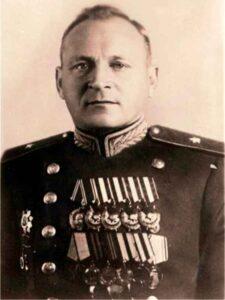 Юкин Николай Павлович –генерал-майор