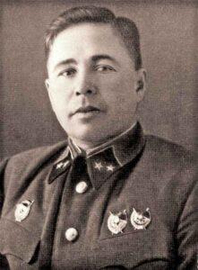 БелобородовАфанасий Павлантьевич - командир 78-й стрелковой дивизии