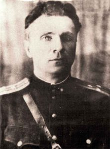 Командир 35 осбр - подполковник Будыхин Пётр Кузьмич
