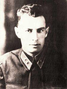 Шуравин Алексей Фёдорович - л-нт - зам.ком. 3осб 35осбр